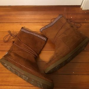 Time Nepal Boots